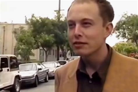 elon musk young watch a young elon musk anxiously wait for the delivery of