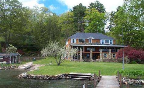 lake george house rentals gorgeous house rental near lake george in hague ny