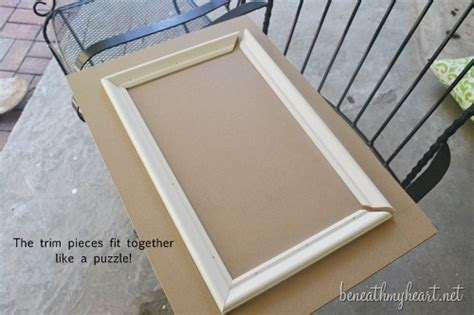 How To Make A Cabinet Door How To Make Your Own Cabinet Doors Beneath My