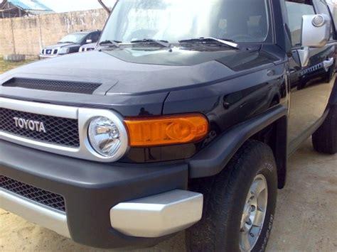 most rugged suv 2008 toyota f j cruiser the most rugged toyota suv on earth autos nigeria