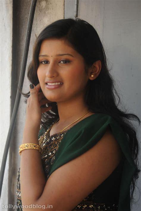 telugu new photos new telugu actress barathi photos shoot stills gallery