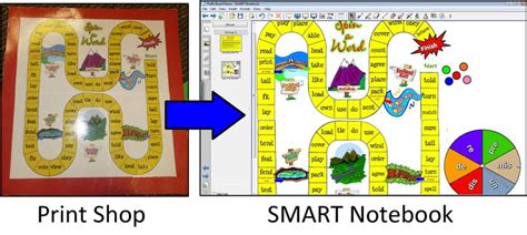 pattern smart words smartboard prefix game prefixes suffixes pinterest