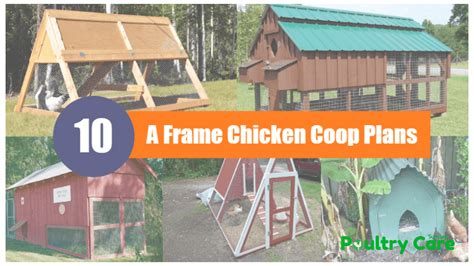 a frame chicken coop plans 10 pallet chicken coop plans and ideas easy to build