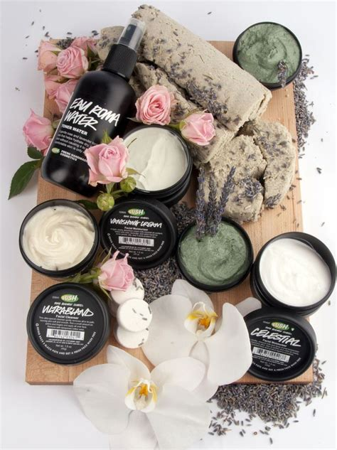 Lush Handmade - review lush fresh handmade cosmetics sensitive skin