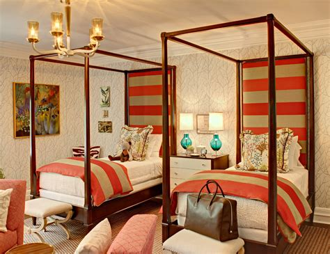 twin bedroom ideas cool twin canopy bed decorating ideas gallery in bedroom