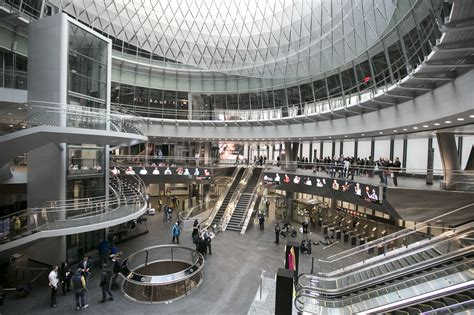 nyc on nyc opens fulton center city s new subway hub in