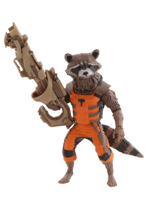 Marvel Legends Guardian Of The Galaxy Series Rocket Mini Groot guardians of the galaxy legends rocket raccoon figure