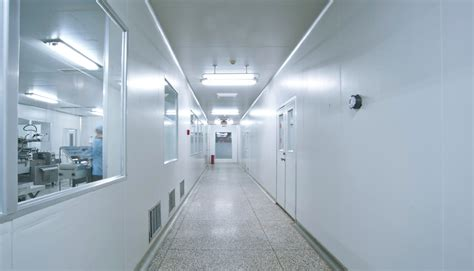 Clean Rooms by Fm Approvals Cleanroom Materials