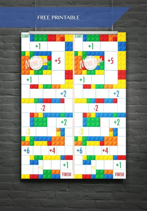 printable lego games 17 best images about lego on pinterest preschool