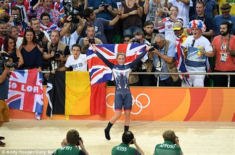 laura trott wins historic fourth olympic gold with omnium triumph