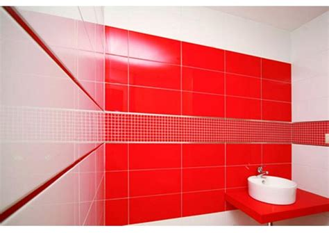 rote fliesen bad luxury floor tiles feel the home