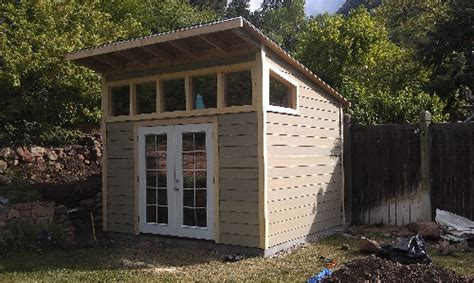 lean  shed style