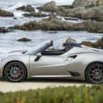 the 2016 alfa romeo 4c comes bearing spider gifts