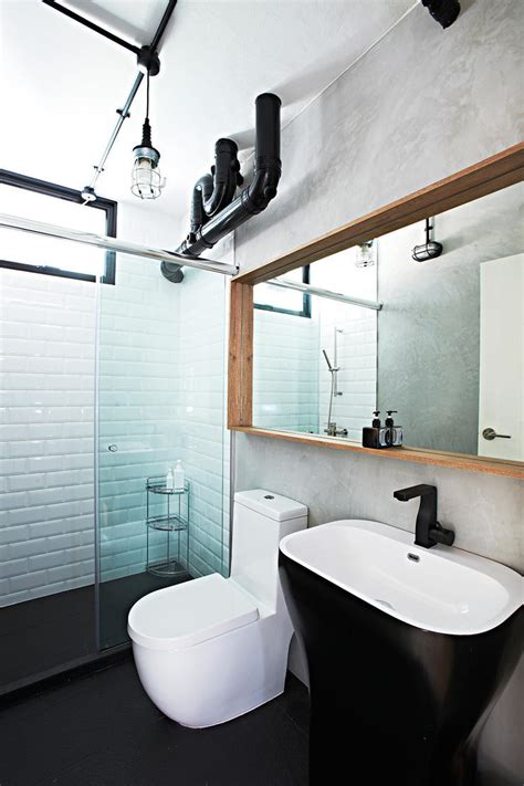 hdb home decor ideas 7 hdb bathrooms that are both practical and luxurious