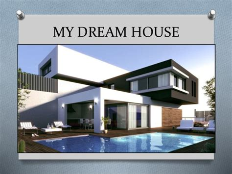 building your dream house my dream house