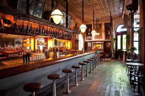 top of the hill back bar 21 best bars in la