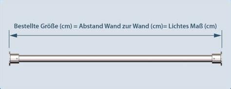 Duschvorhang An Wand Befestigen 4604 by Duschvorhang Befestigung Gerade Duschvorhangstange 216 10mm