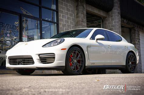 Kaos Bigsize Porsche 101 porsche panamera with 21in hre s101 wheels exclusively