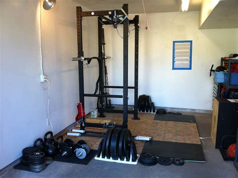 R3 Power Rack by Weight Lifting Garage
