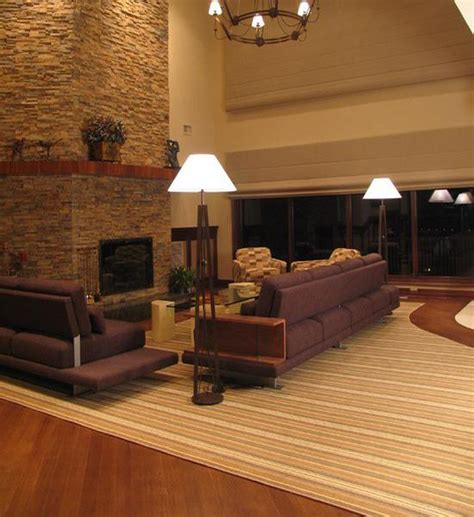 striped living room carpet modern interior design with colorful striped rugs and carpets