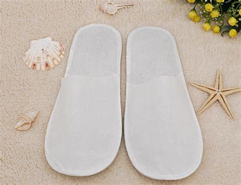 slipper inn cheap hotel slippers wholesale one time use motel slippers