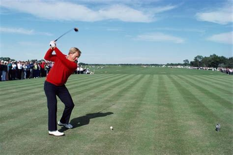 shorten golf swing the downside of the modern golf swing wsj