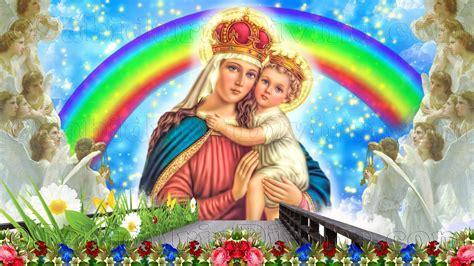 imagenes bellas de la virgen maria maria bellisimo canto youtube