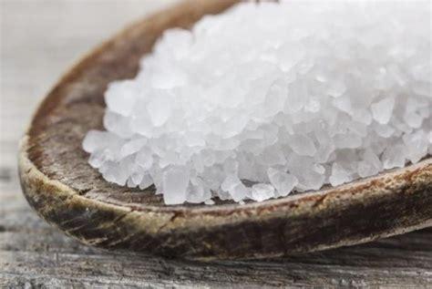 Sea Salt Coarse Garam Laut Alami ini bedanya garam laut dengan garam biasa republika
