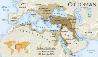 Late Ottoman Empire The Ottoman Empire 1350 To 1918