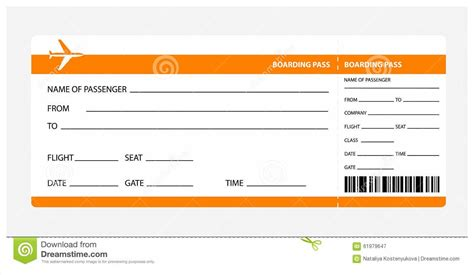 plane ticket template word airplane ticket template exle mughals