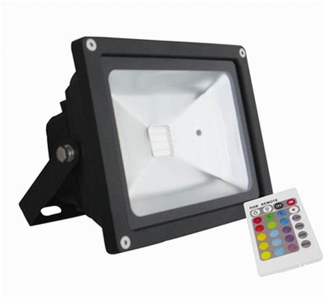 Lu Neon 20 Watt Energy Saving 20 Watt Bridgelux Ip65 Rgb Led Flood Light For Warehouse