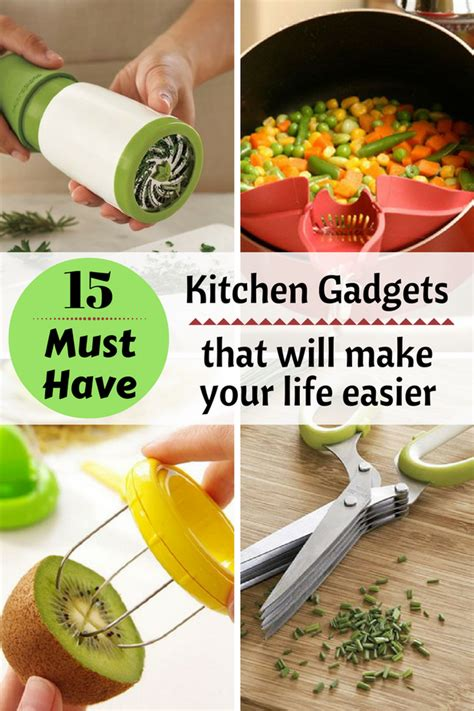 Kitchen Gadgets Must Have by 15 Must Have Kitchen Gadgets That Will Make Your Life