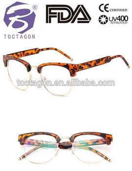 Ready Stock View Glasses 2017 new style optical frames plastic metal material