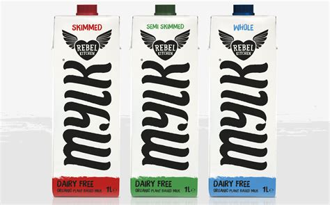 Rebel Kitchen Whole Mylk by Rebel Kitchen Mylks Offers A Closer Experience To Cow S