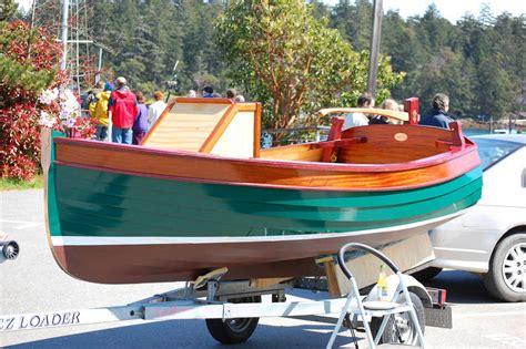 small boat kept on large boat pontoon boats 18 for sale craigslist wooden boat tenders