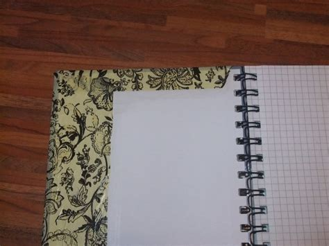How To Make A Notebook Out Of Paper - notebook cover made of paper 183 how to make a paper book