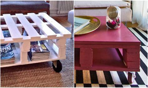 arredamento creativo fai da te riciclo creativo come costruire un bellissimo tavolino