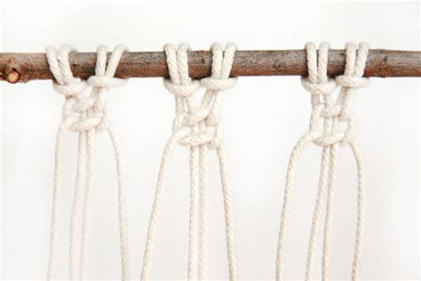 How Do You Do Macrame - how to macrame and create a wall hanging