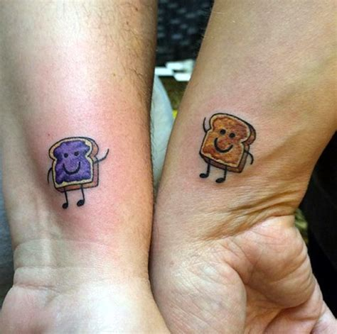 cool best friend tattoos unique best friend tattoos that redefine your friendship