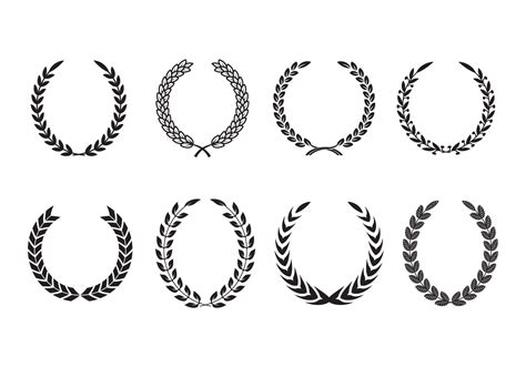 olive vector free olive wreath vector download free vector art stock