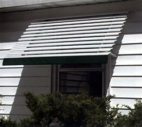 aluminum window awnings for home aluma vue open panel aluminum window awnings