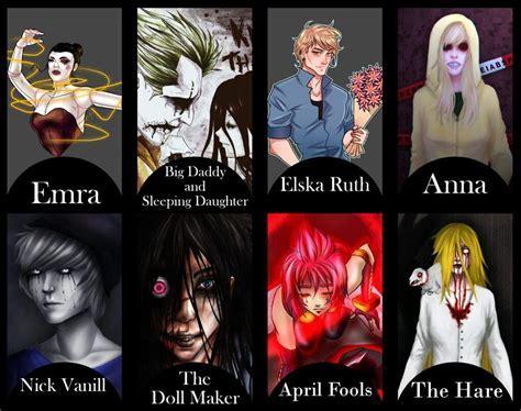Creepypasta   Anime Amino