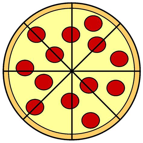 clipart pizza free coloring pages of pizza clipart
