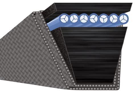 Vbelt V Belt Optibelt Spa 850 blue power single v belts