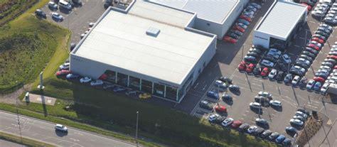 Audi Wiesloch by Audi Aberdeen Curtis Cladding Systems Ltd