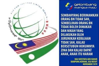 Dikafirkan Tapi Tidak Kafir Sc komando perang siber kafirkah kps kafirkah umno