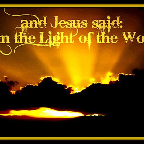 You Are The Light you are the light of the world fr ed broom omv