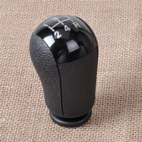Mondeo Gear Knob by New Black Gear 5 Speed Shift Knob Stick Shifter For Ford