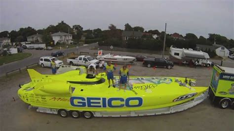 offshore racing boats videos miss geico offshore racing youtube