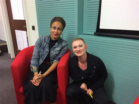 Studying Zadie Smith by Launch Of Zadie Smith S Book Swing Time Soas